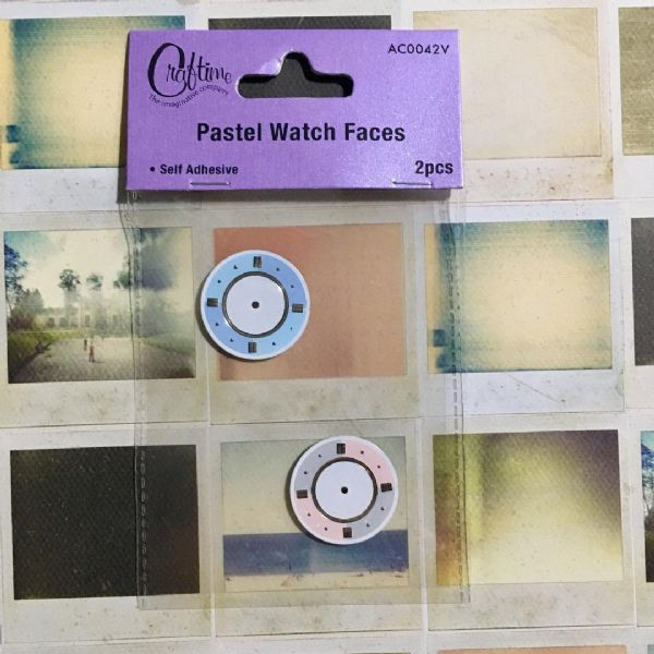 Craftime Watch Faces Pastel